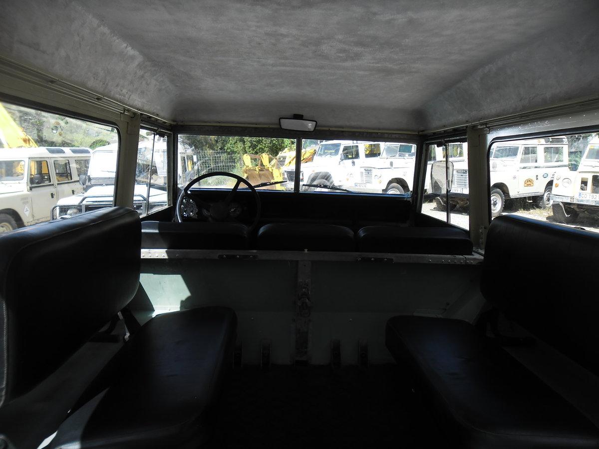 1979 Land Rover Defender /Santana 109 2 Door Long Wheel Base For Sale (picture 5 of 6)