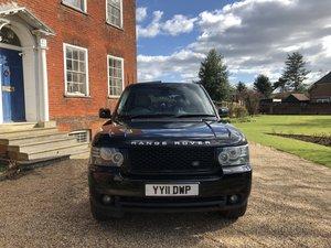 2011 Range Rover (LM) TDV8 VOUGE For Sale
