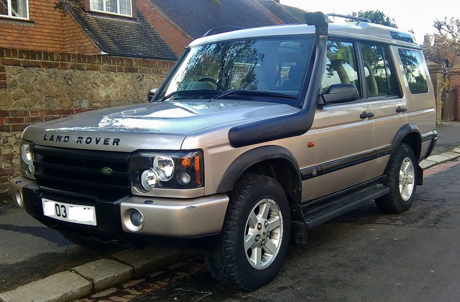 2003 Discovery TD5 PX SWAP Car 4x4 Nissan Toyota Honda For Sale (picture 1 of 6)