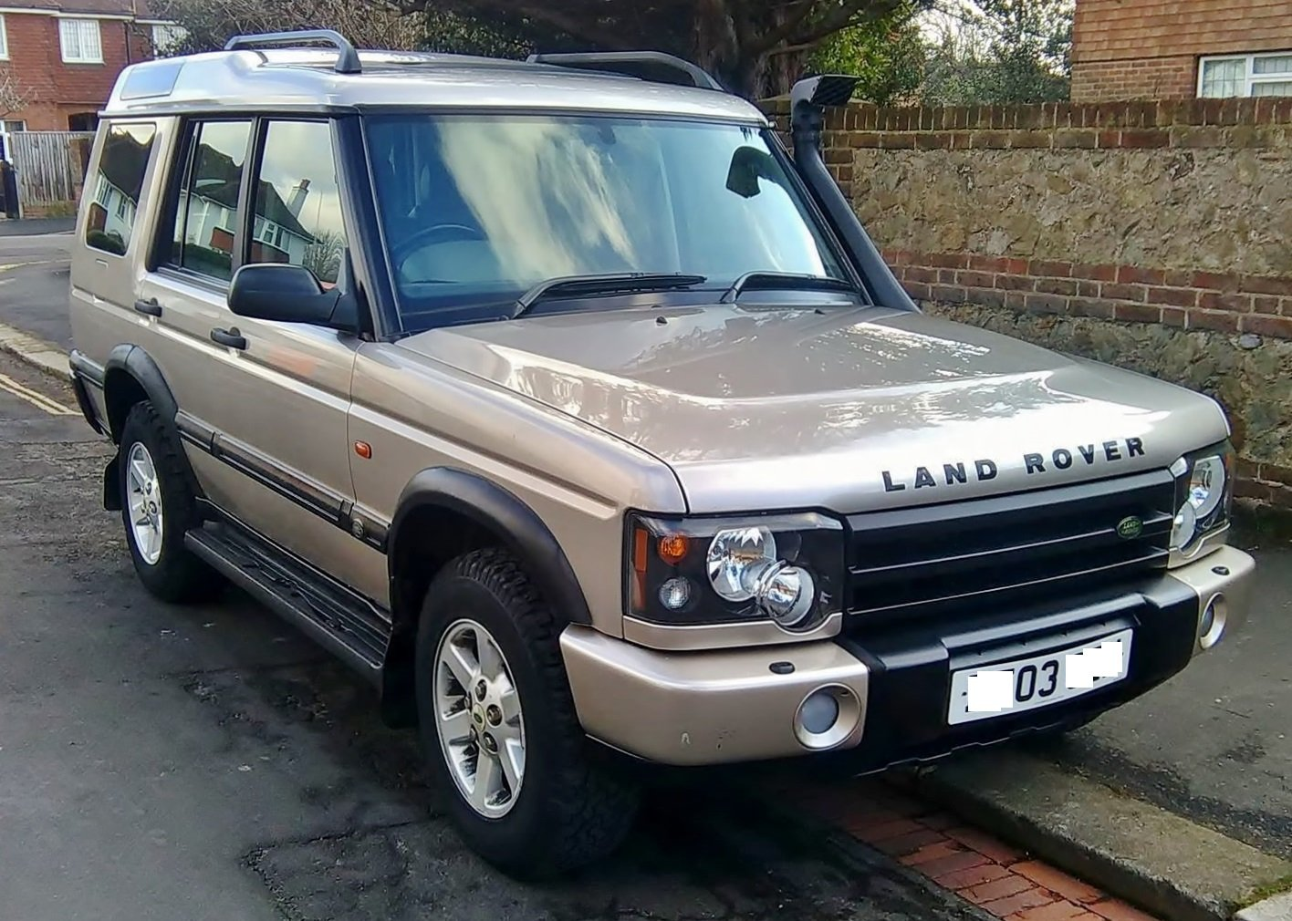 2003 Discovery TD5 PX SWAP Car 4x4 Nissan Toyota Honda For Sale (picture 3 of 6)