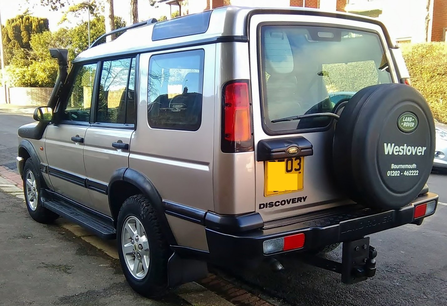 2003 Discovery TD5 PX SWAP Car 4x4 Nissan Toyota Honda For Sale (picture 4 of 6)