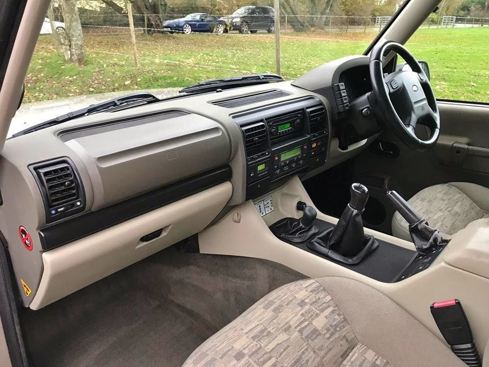 2003 Discovery TD5 PX SWAP Car 4x4 Nissan Toyota Honda For Sale (picture 5 of 6)