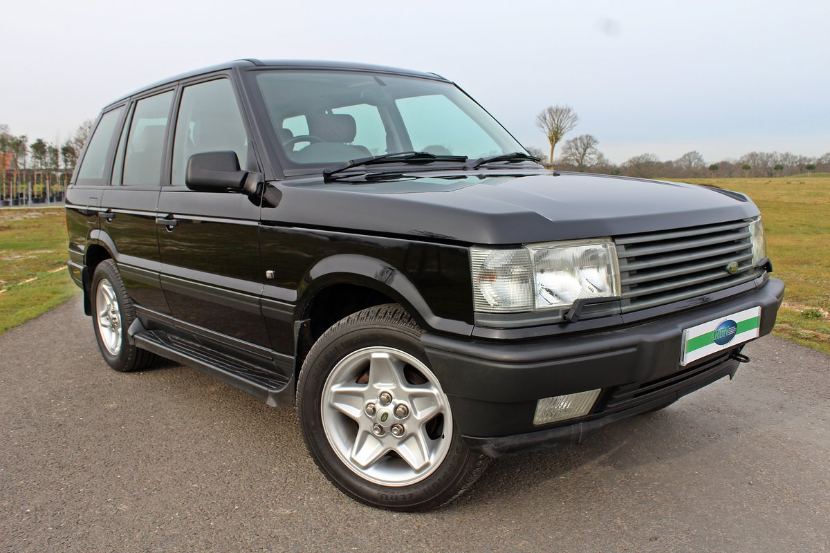 1998 Land Rover Range Rover 4.6 Limited Edition  For Sale (picture 1 of 6)