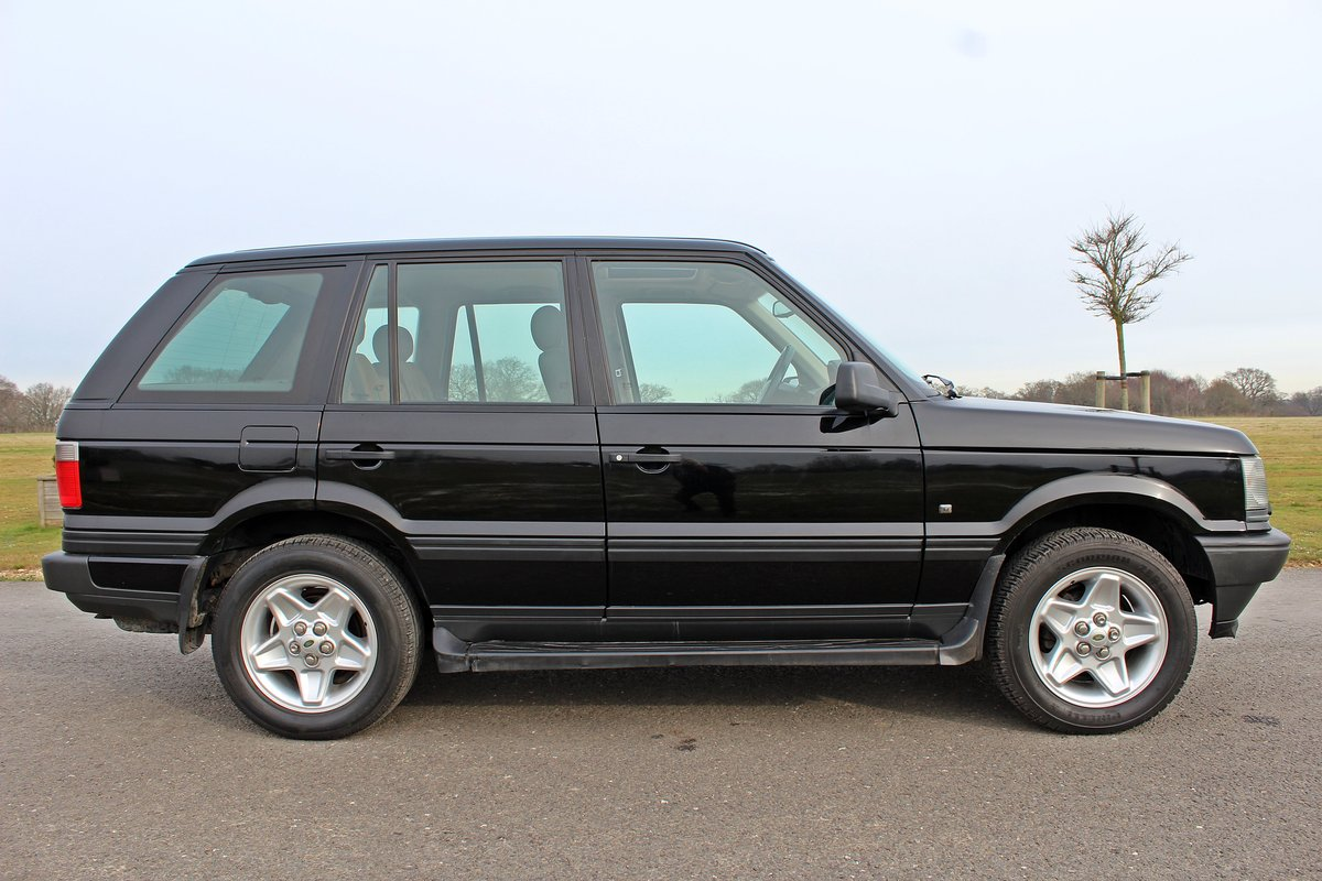 1998 Land Rover Range Rover 4.6 Limited Edition  For Sale (picture 2 of 6)
