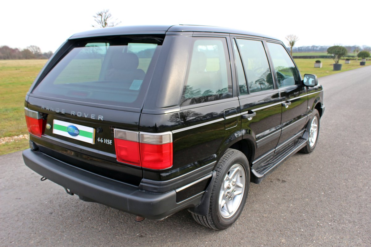 1998 Land Rover Range Rover 4.6 Limited Edition  For Sale (picture 3 of 6)