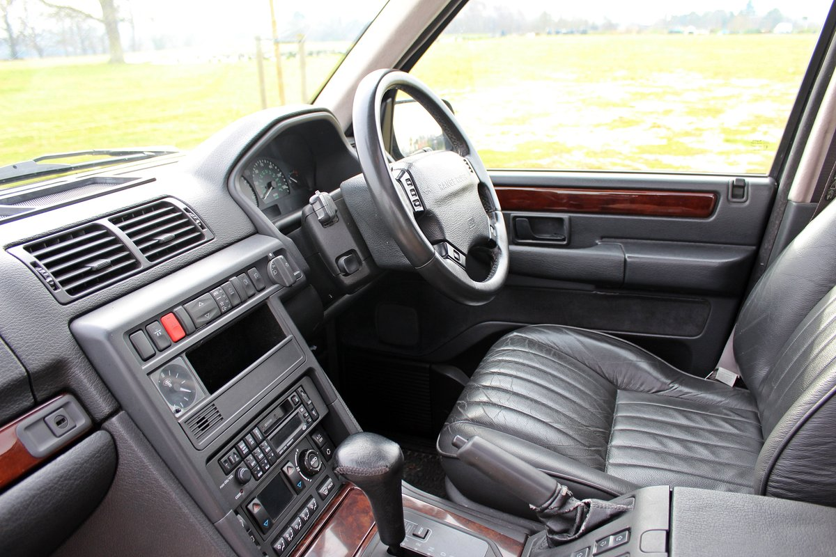 1998 Land Rover Range Rover 4.6 Limited Edition  For Sale (picture 4 of 6)
