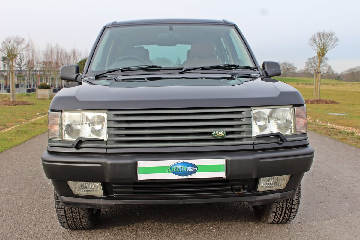 1998 Land Rover Range Rover 4.6 Limited Edition  For Sale (picture 6 of 6)