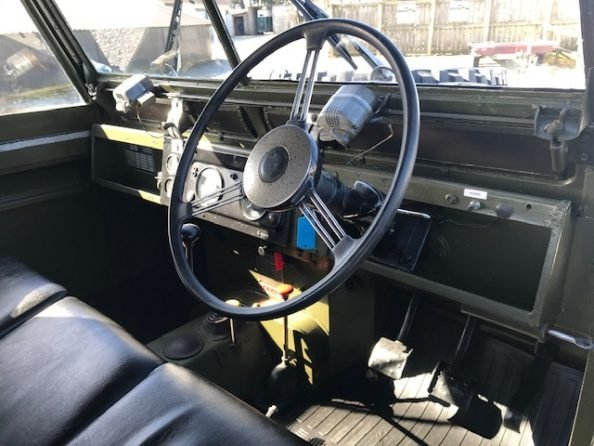 1961 Land Rover® Series 2a (SCF) RESERVED For Sale (picture 5 of 6)