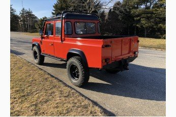 1989 Land Rover Defender SOLD For Sale (picture 3 of 6)