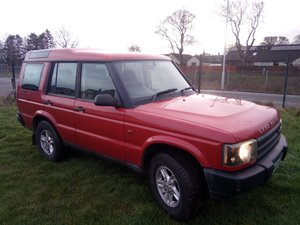 2003 Land Rover Discovery TD5 Series II For Sale