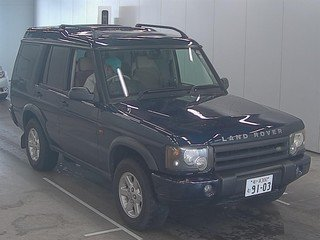 2004 LAND ROVER DISCOVERY 4.0 V8 SE HALF LEATHER 4X4 * LOW MILES For Sale (picture 1 of 3)