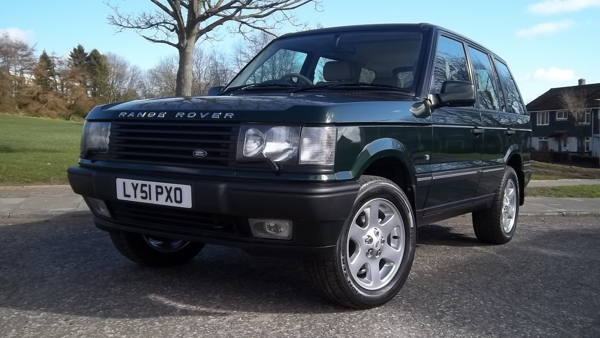 RESTORED 2001(51) Land Rover Range Rover P38 Vogue For Sale (picture 1 of 6)