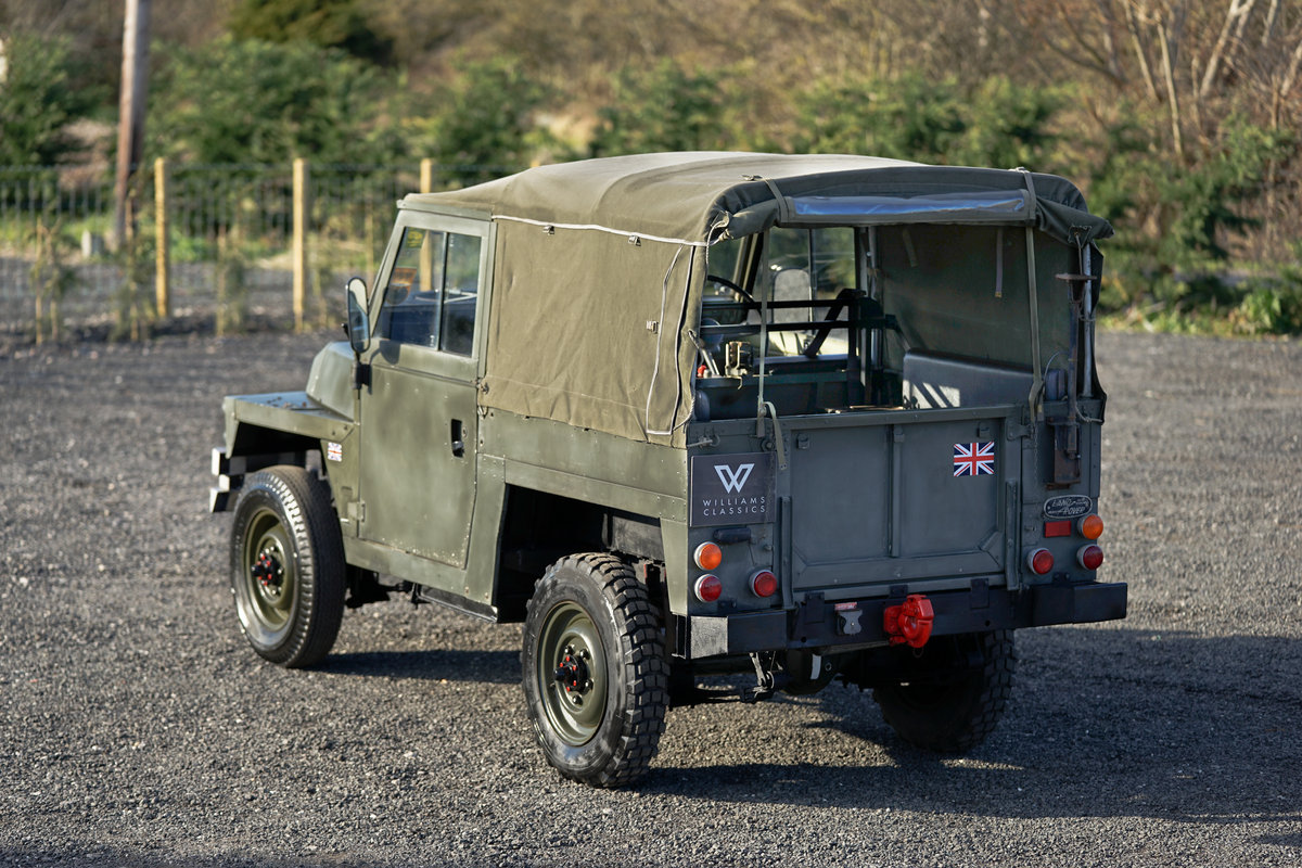 1984 Land Rover Series 3 88