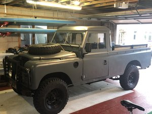 1983 Land Rover Series 3 LWB