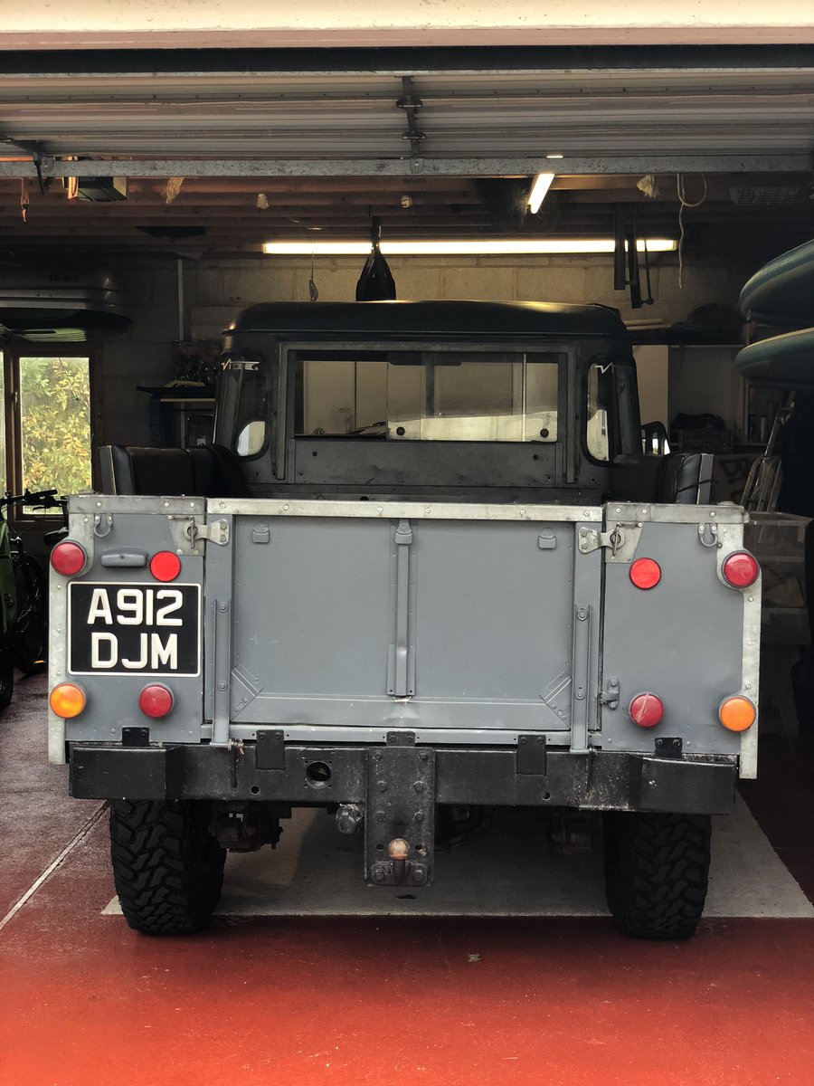 1983 Land Rover Series 3 LWB For Sale (picture 4 of 6)