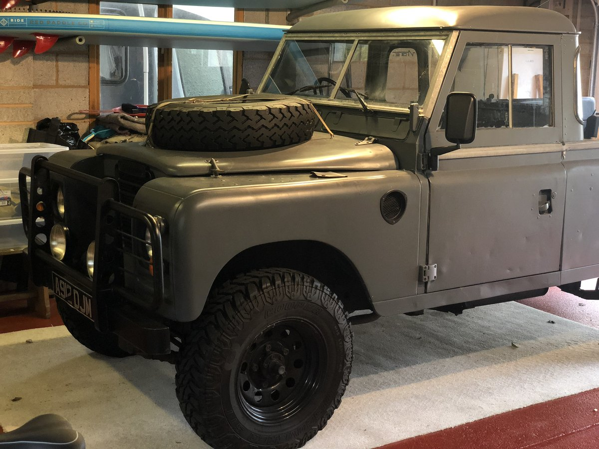 1983 Land Rover Series 3 LWB For Sale (picture 6 of 6)