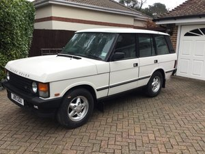 1991 Range Rover Vogue EFi 4x4 Automatic For Sale