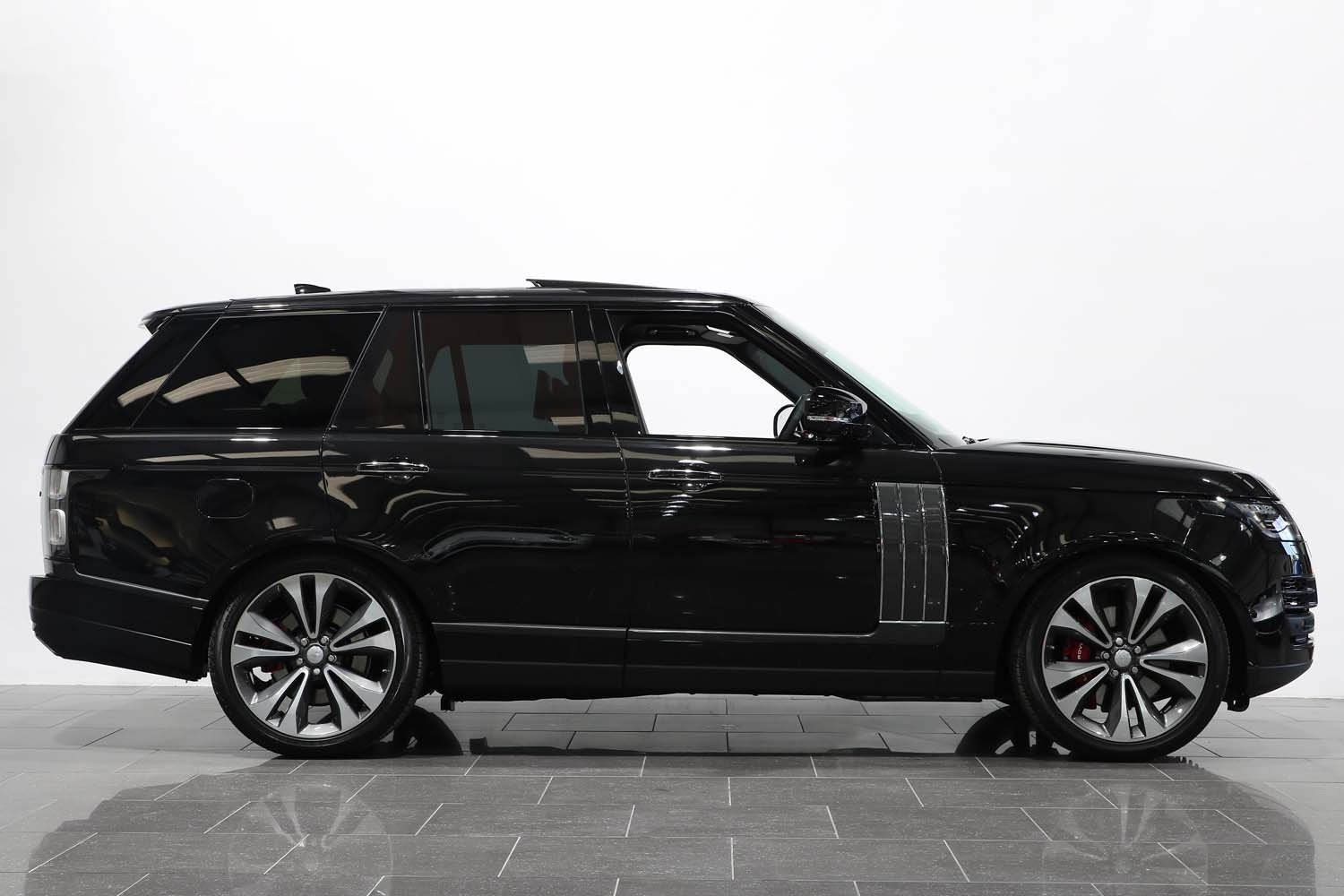 2019 19 RANGE ROVER 5.0 V8 SVAUTOBIOGRAPHY DYNAMIC AUTO  For Sale (picture 2 of 6)