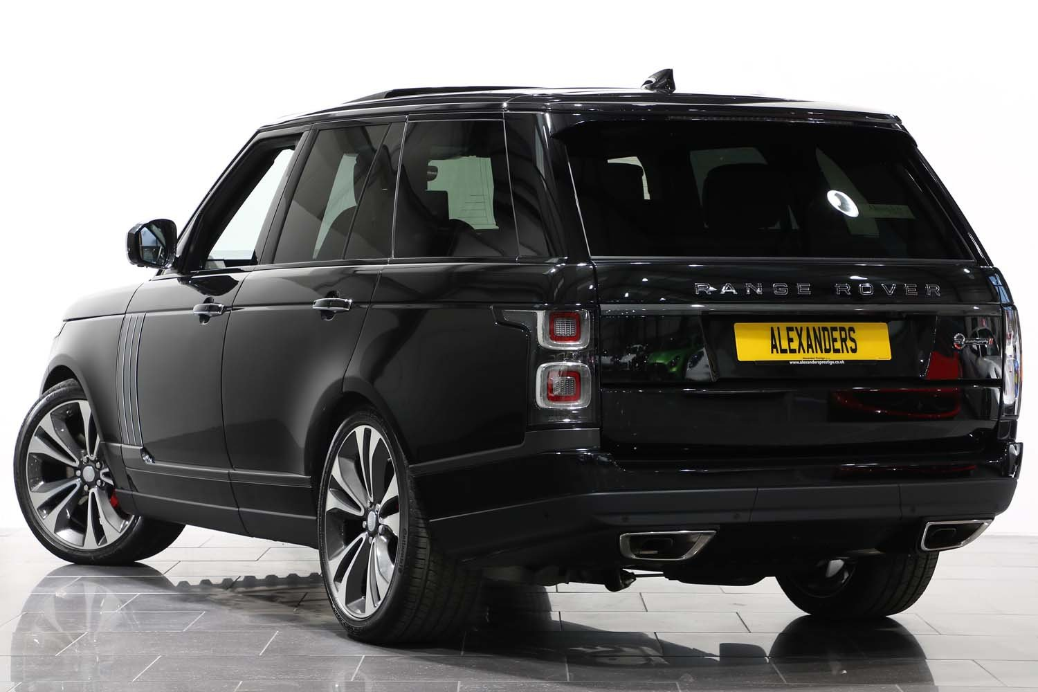 2019 19 RANGE ROVER 5.0 V8 SVAUTOBIOGRAPHY DYNAMIC AUTO  For Sale (picture 3 of 6)