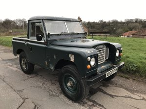 1983 Land Rover Series 3 For Sale