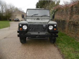 1987 Land Rover Defender 110 Collectors Item, with MOT For Sale