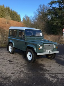 2000 Land Rover 90 Td5