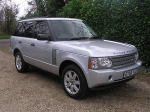 2008 range rover vogue 3.6tdv8 auto