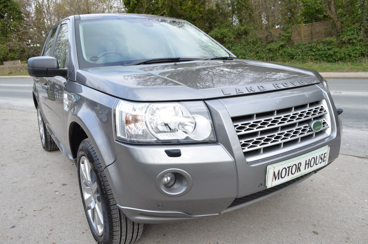 Land Rover Freelander HSE 2010 For Sale (picture 1 of 6)