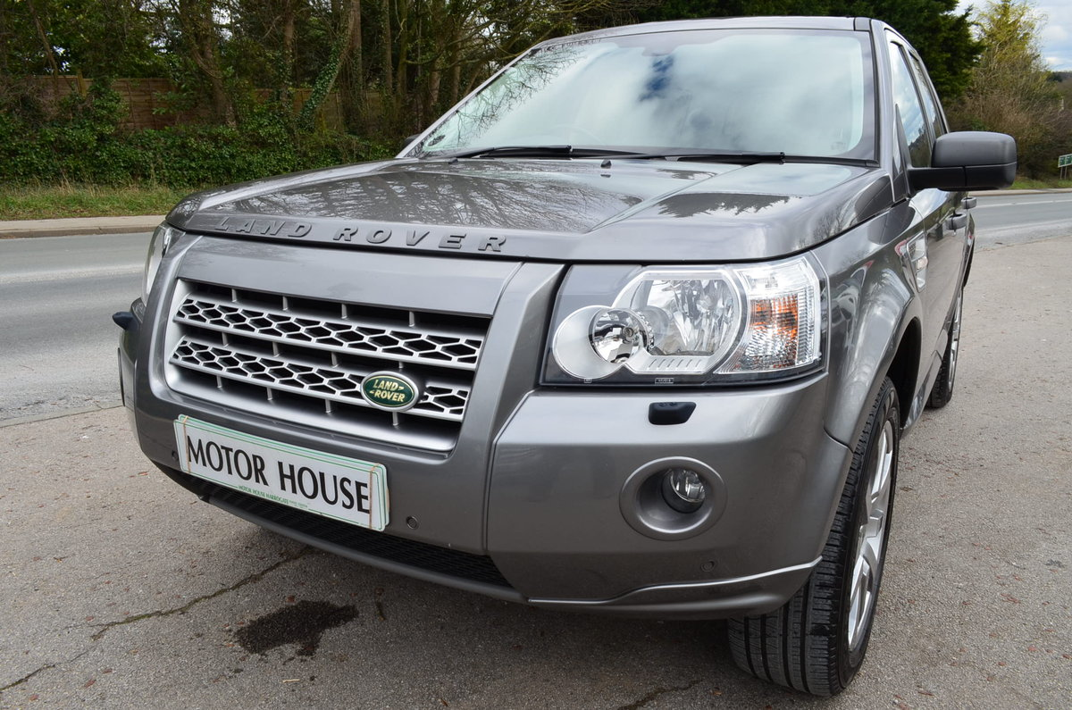 Land Rover Freelander HSE 2010 For Sale (picture 2 of 6)