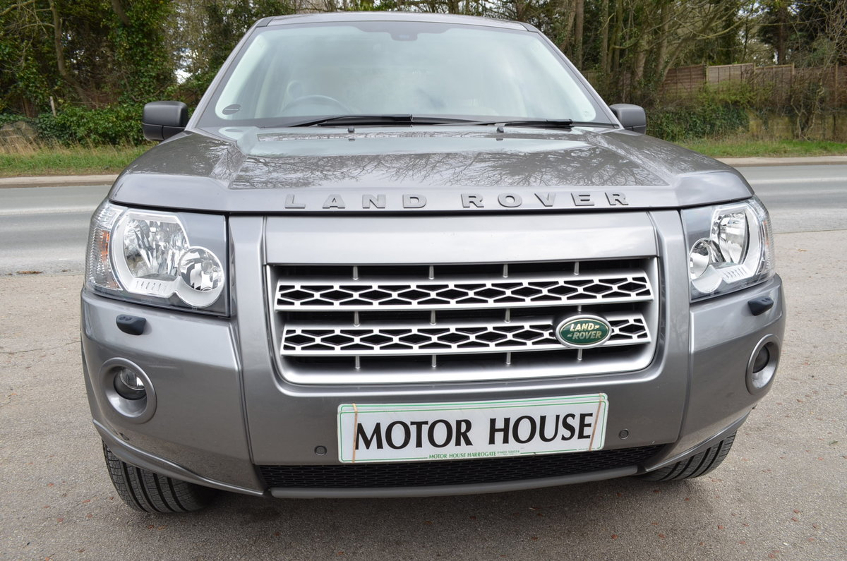 Land Rover Freelander HSE 2010 For Sale (picture 3 of 6)