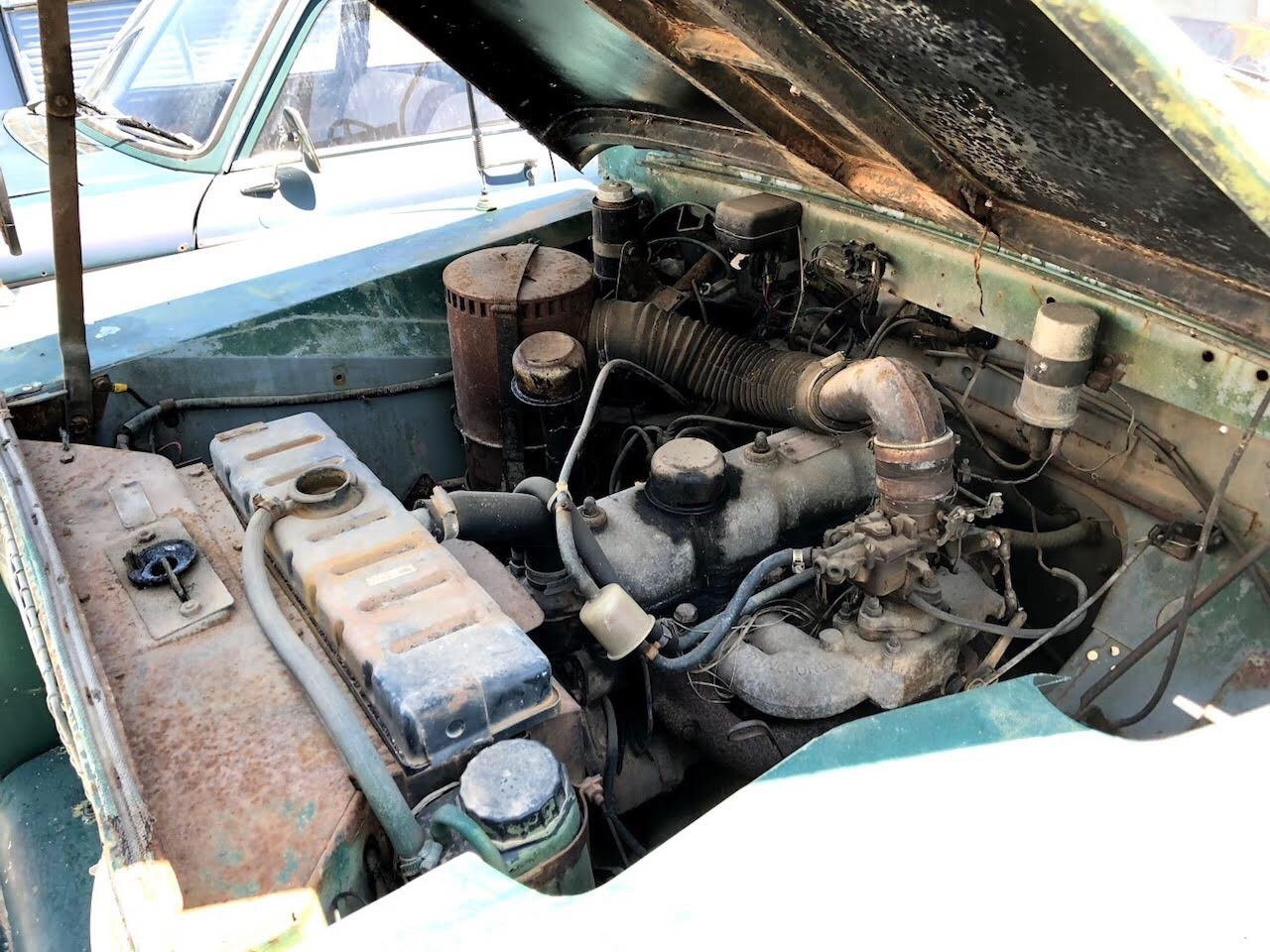 1968 Land Rover RHD Soft Top Restoration Project For Sale (picture 4 of 6)
