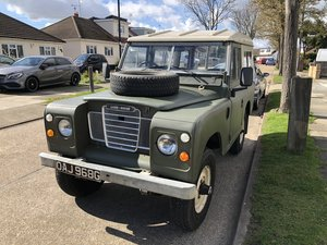 1968 Land Rover Series 2A For Sale
