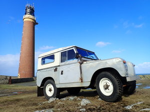land rover series 2a 1969 For Sale