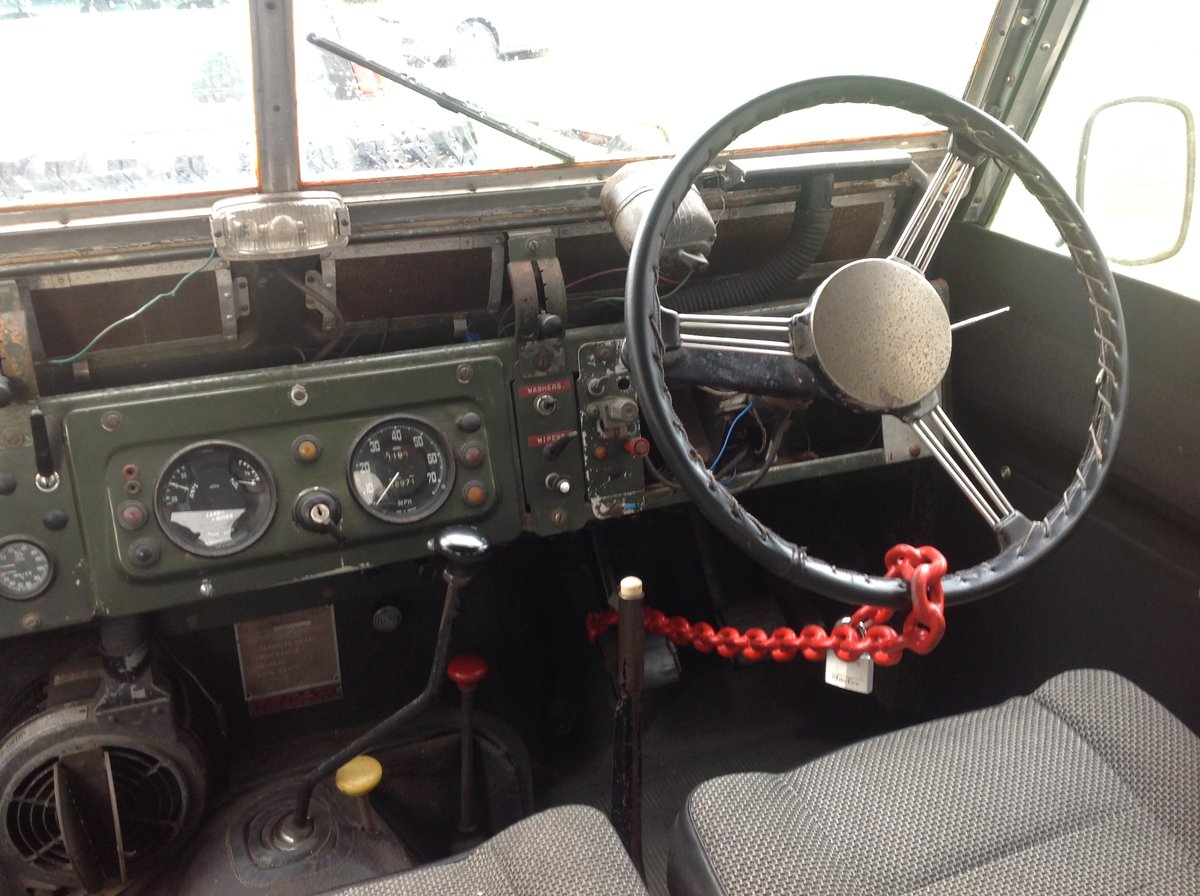 1961 Series 2 Landrover For Sale (picture 3 of 6)