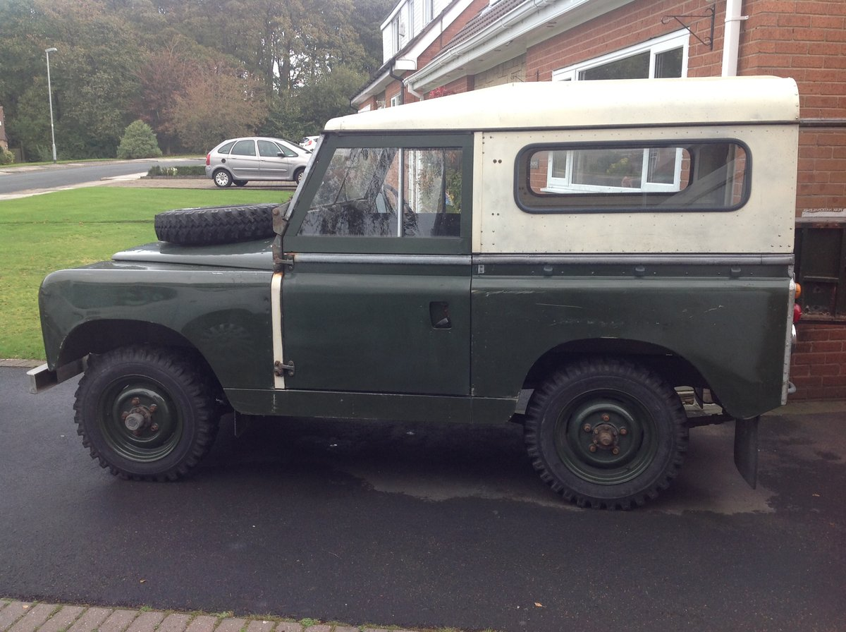 1961 Series 2 Landrover For Sale (picture 4 of 6)