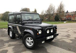 1996 Defender 90 County Station Wagon 300 Tdi 1 OWNER - LOW MILES For Sale