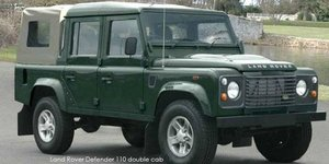2004 DEFENDER 110 DOUBLE CAB XS Td5  *TOP OF THE RANGE*