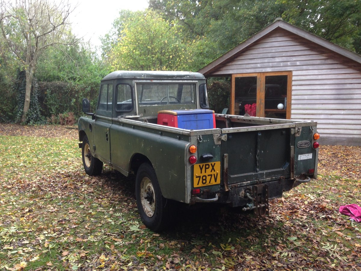 1980 Land Rover Series 3 109