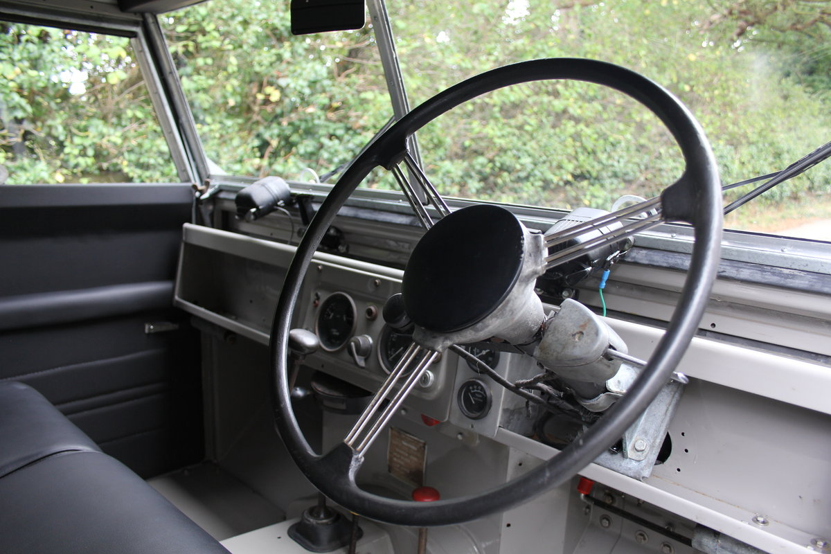 1955 Land Rover Series One Pick Up Canvas Top For Sale (picture 8 of 12)