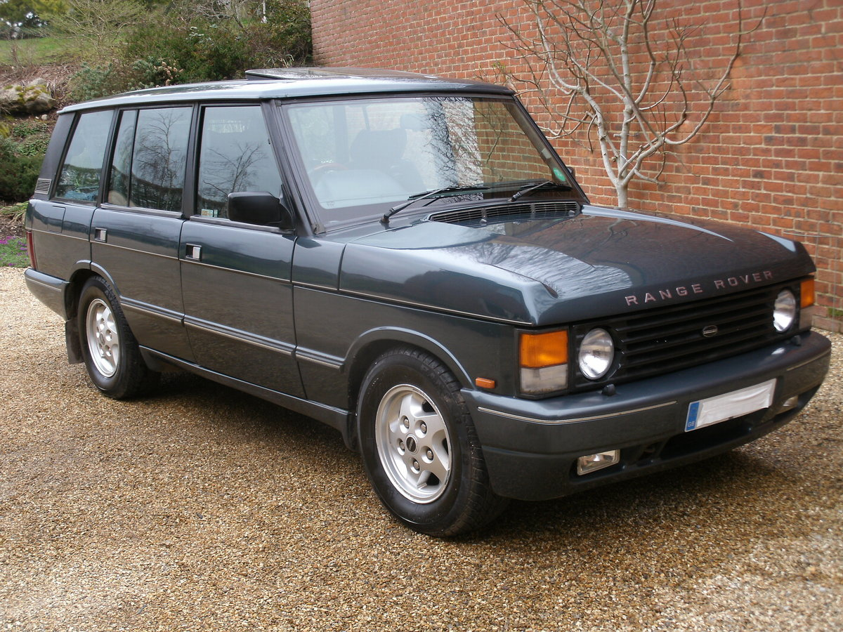 1994 Overfinch Range Rover LSE For Sale (picture 2 of 6)
