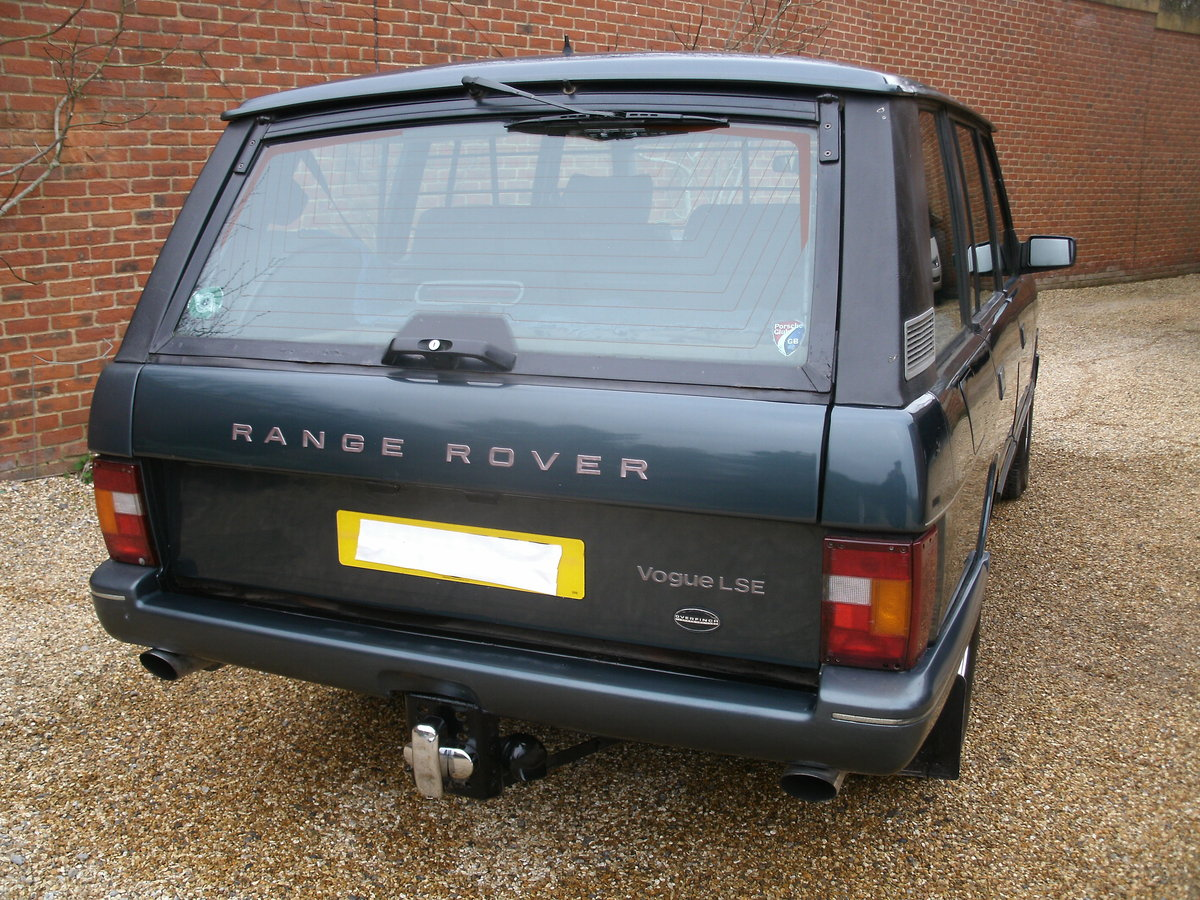 1994 Overfinch Range Rover LSE For Sale (picture 4 of 6)