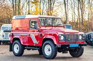 1997 DEFENDER 90 COUNTY HARD TOP 300 Tdi *IMMACULATE EXAMPLE For Sale