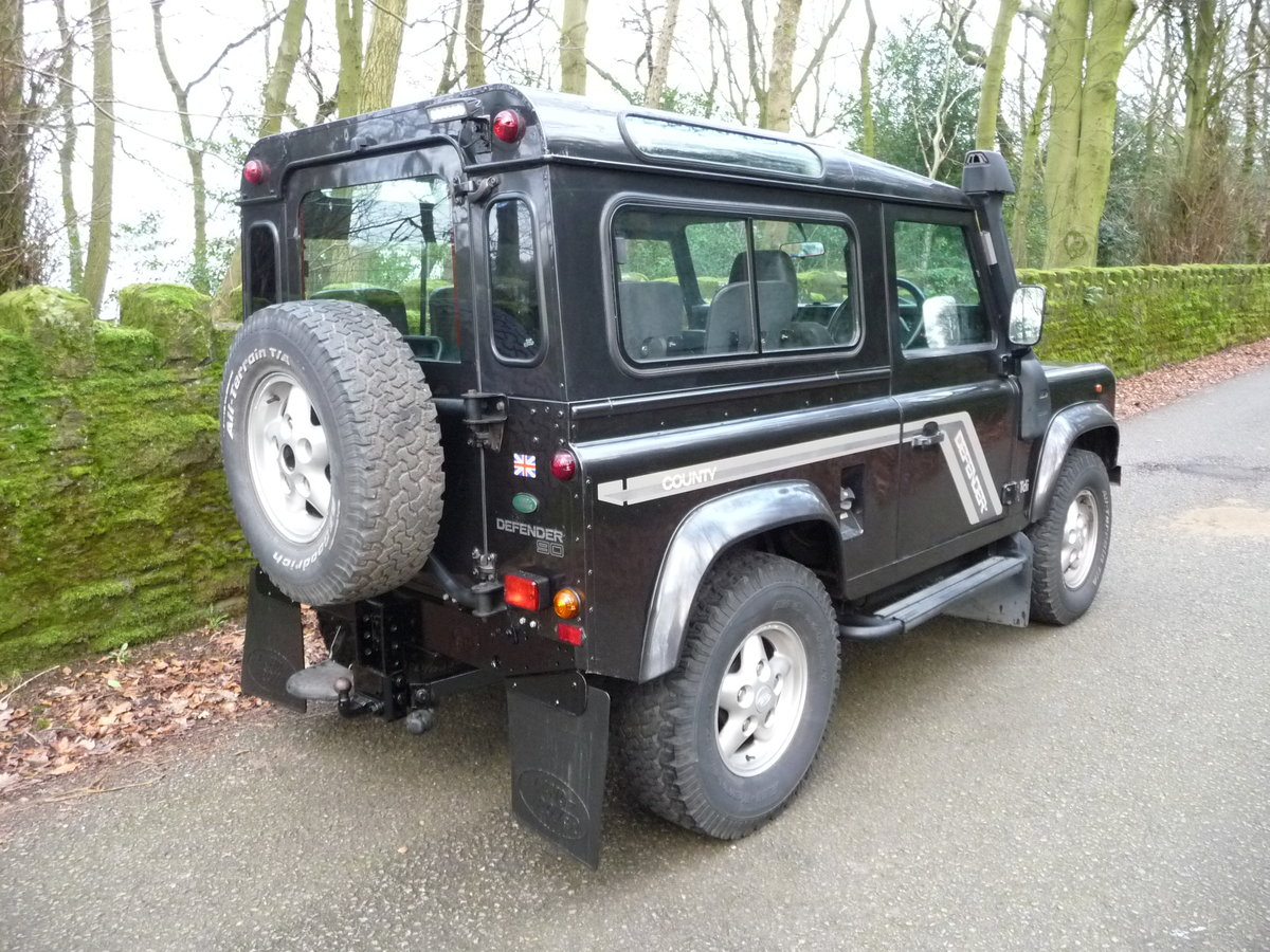 """1996 DEFENDER 90 – """"COUNTY"""" SPEC For Sale (picture 3 of 6)"""