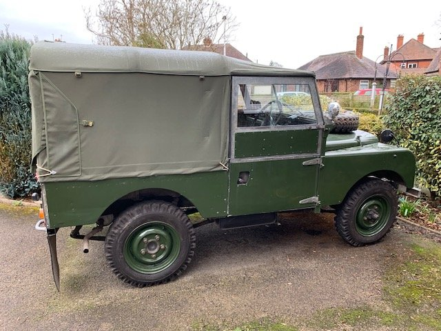 Land Rover SERIES 1 - 1955 - 86