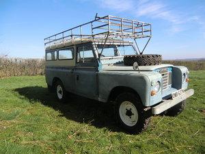 Series 3 109, 2.25 diesel, year 1972 all original, For Sale