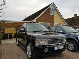 2002 Range Rover l322 4.4 LPG very good condition