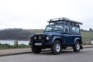 2006 Land Rover Defender 90 2.5 TD5 County 3dr 6 Seats For Sale