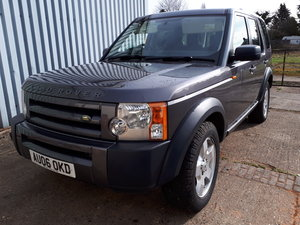 2006 LANDROVER DISCOVERY TDV6 ** 76000 miles only** For Sale