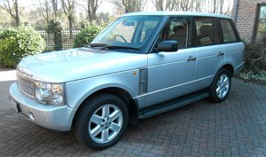 2005 Range Rover 4.4V8 Vogue 68k '05 model (54 plate) For Sale