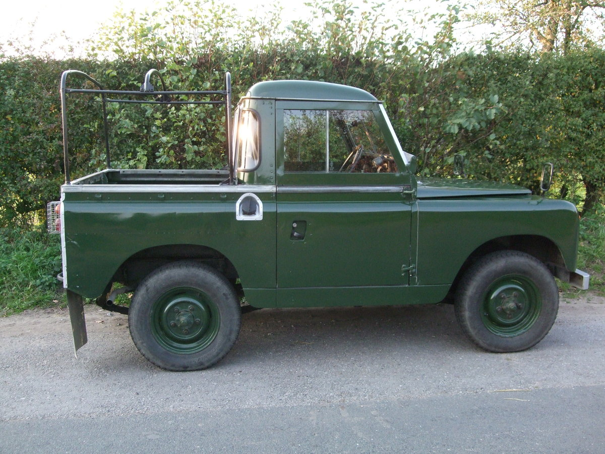 1959 Stunning usable series 2 2.25 petrol land rover For Sale (picture 3 of 6)